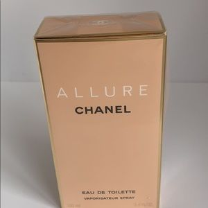 Chanel Allure 3.4 oz EDT for Women